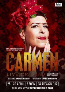 Carmen, Live or Dead