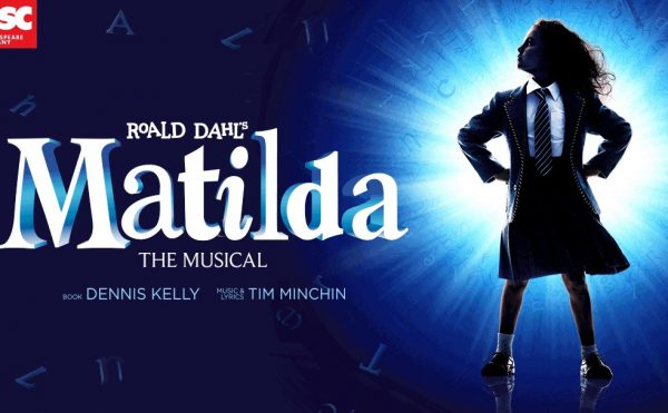 Matilda Musical Trailer