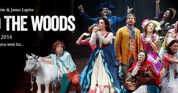 INTO THE WOODS Interview