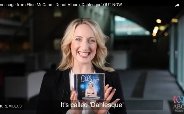 DAHLESQUE ALBUM on ABCMusic