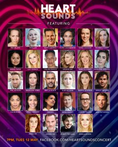 Heart Sounds Concert - Healthcare Workers & Artists Celebrate International Nurses Day 2020