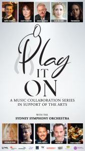 PLAY IT ON Concert with the Sydney Symphony Orchestra